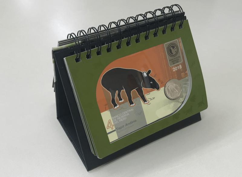 álbum oficial fauna silvestre amenazada del perú