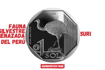 moneda alusiva al suri